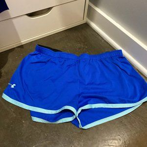 ✰ Under Armour Loose Shorts ✰ (BLUE)